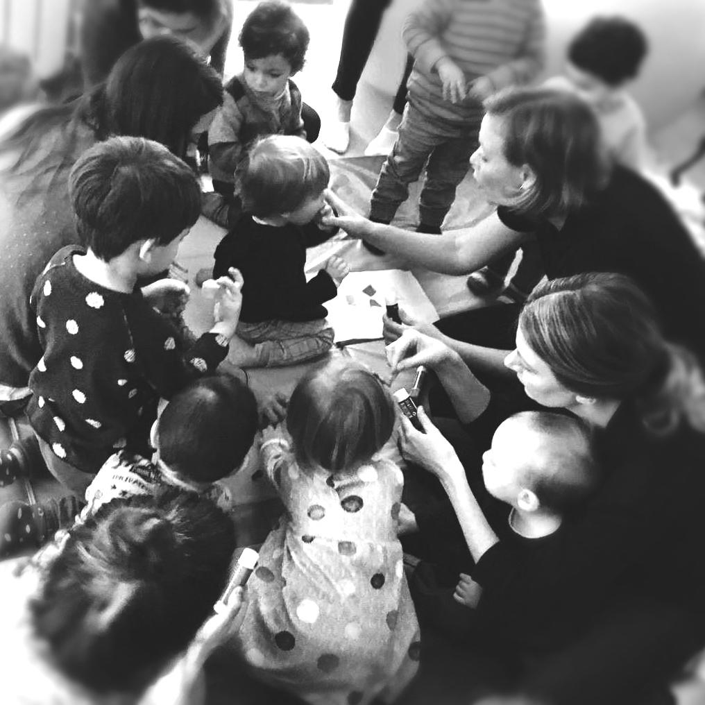 Música e idiomas en familia, de 0 a 4 años