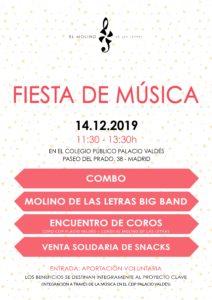 Fiesta de Música El Molino de Las Letras