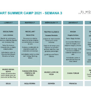 Programa Urban Art Summer Camp