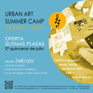 Urban Art Summer Camp