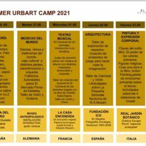 Programa Late Summer Camp